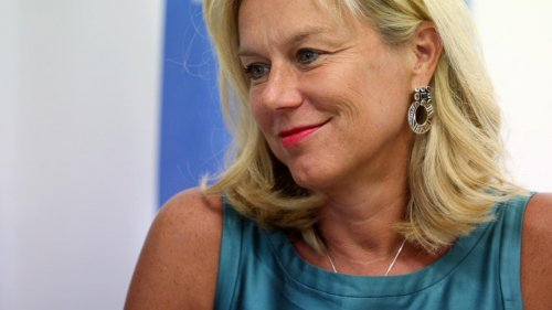 Interview with development minister Sigrid Kaag on her statement at the UN Summit in September 2019, NPO Radio 1