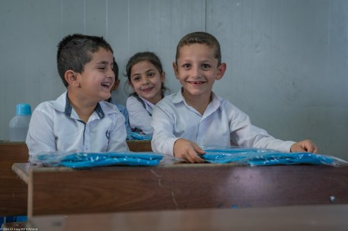 Building Resilience in the Education System in Iraq